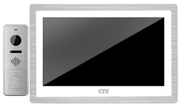 """Комплект CTV-DP4104 AHD, экран 10"""", запись фото/видео"""