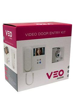 "Комплект видеодомофона VEO ref.9411, экран 4.3"""