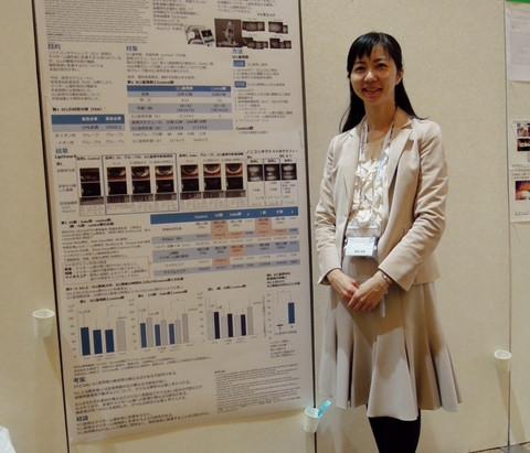 日本角膜学会総会(角膜カンファランス2016) 発表
