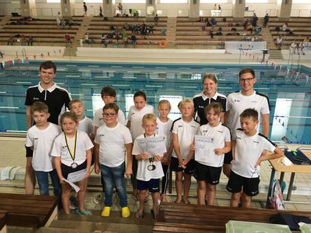 Olympiaschwimmfest in Rostock