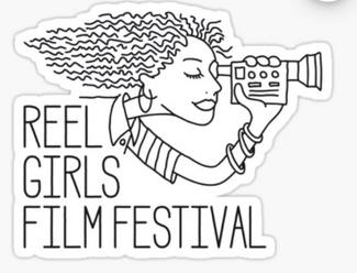 Reel Girls Sticker