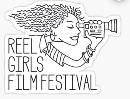 Reel Girls Sticker