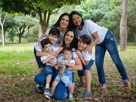 Ensaio Família Prado
