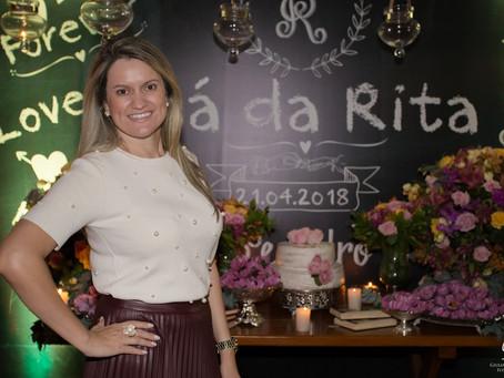 Chá da Rita!