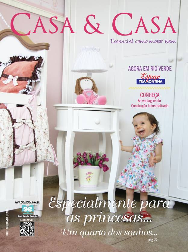 Capa Revista Casa e Casa