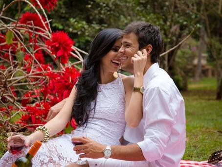 Pré Casamento - Beatriz & Elvécio