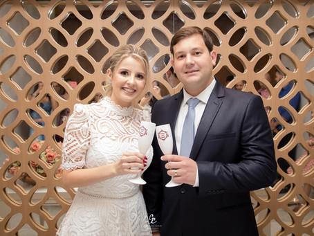 Casamento Kamilla & Admo