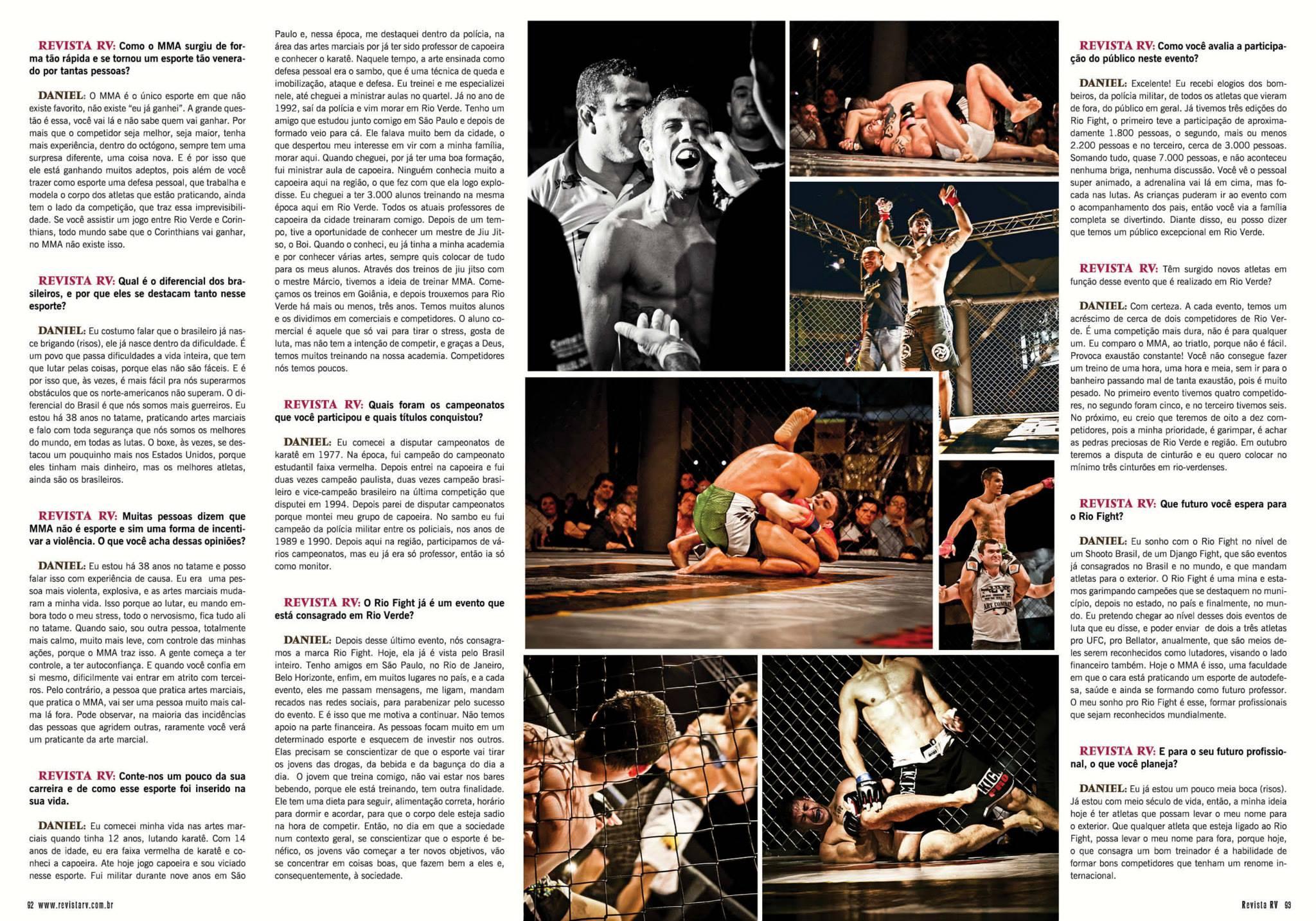 Ilustrações Revista RV