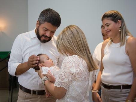 Batizado Cecília