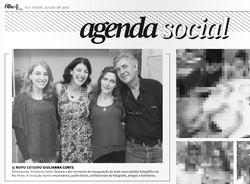 """Agenda Social """"Olha Aí"""""""