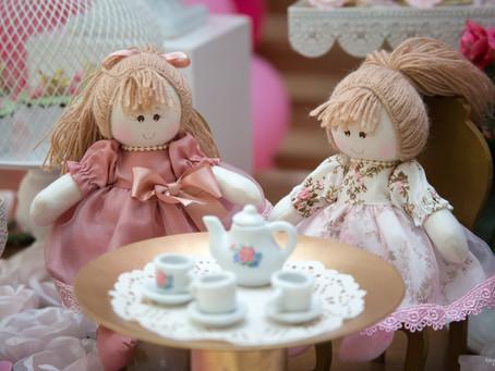 Chá de Bebê da Marina <3