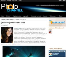 Portfolio PhotoChannel
