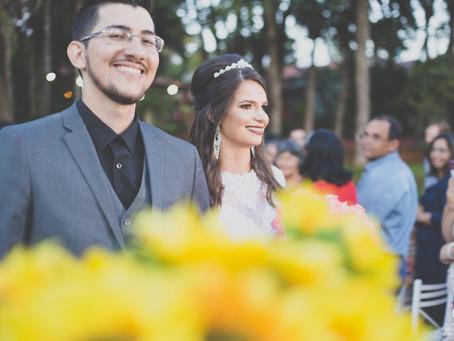Casamento Sânia & Wilton