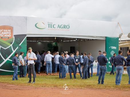 Dia de Campo TecAgro - Rio Verde