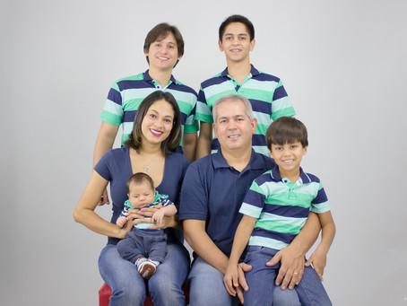 Lorenzo e Família