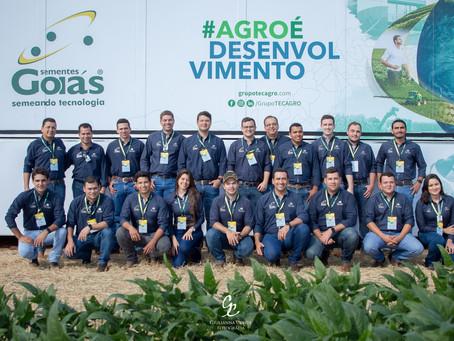 Dia de Campo TecAgro - Paraúna