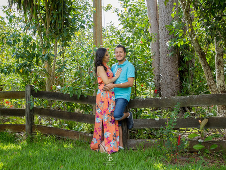 Ensaio Pré Casamento Fernanda & Paulo Henrique