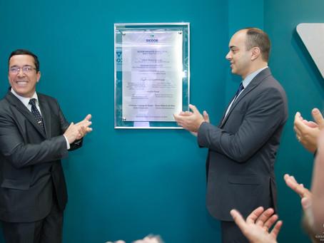 Inauguração Agência Sicoob - 5 de Agosto