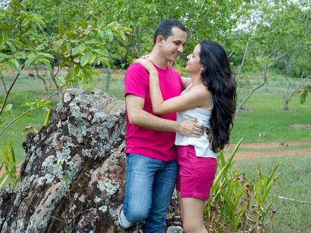 Ensaio Mônica & Pedro
