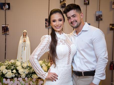 Noivado Julia e Marcelo