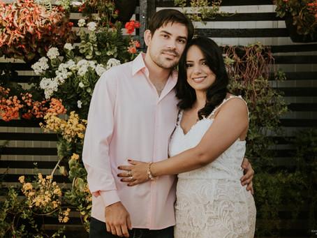 Casamento Civil ~ Nina e Tulio