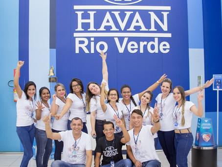 Giulianna Conte na Expo Noivas - Havan Rio Verde