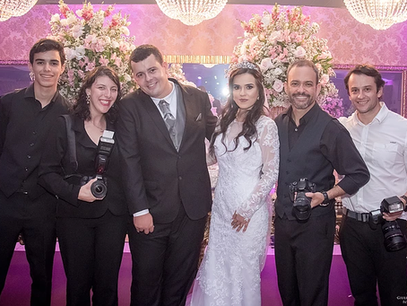 A importância da Fotografia no Casamento