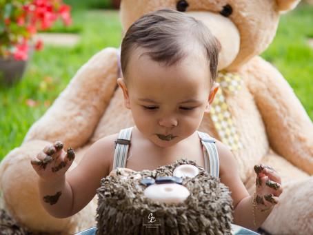 O ensaio do seu bebê pode ser diferente!