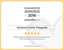 Prêmio Casamento Awards