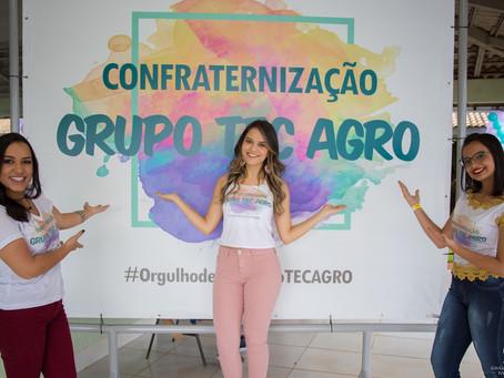 Confraternização Tec Agro