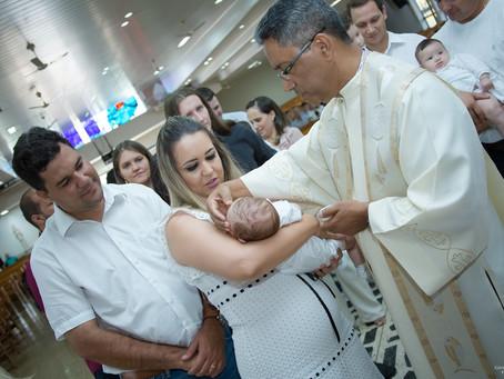 Batizado João Miguel