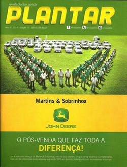Capa Revista Plantar