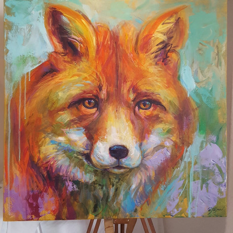 Fox - Commission