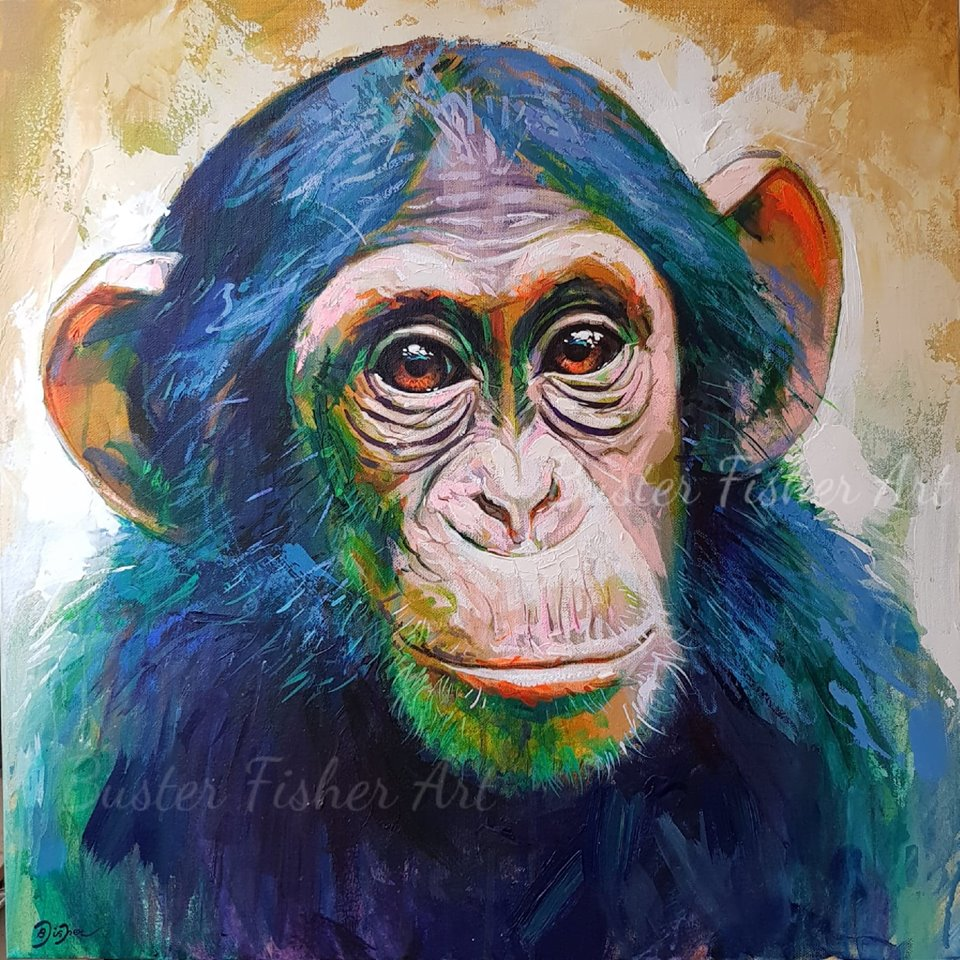 Cheeky Chimp