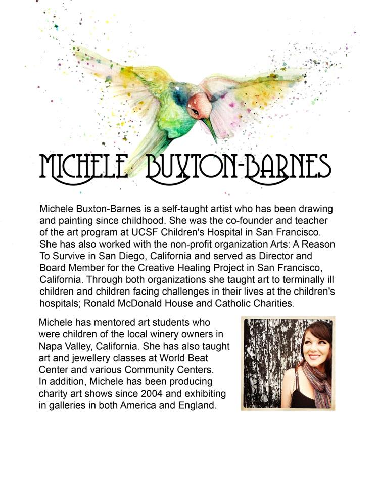 About Michele Buxton-Barnes