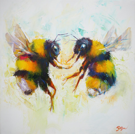 Dance of the Bumble Bees