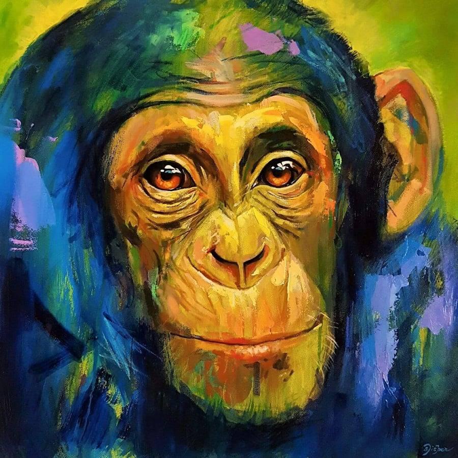 Chimp Study