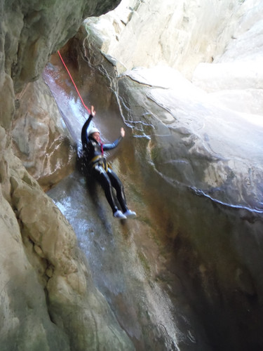riolan canyoning france cote d azur