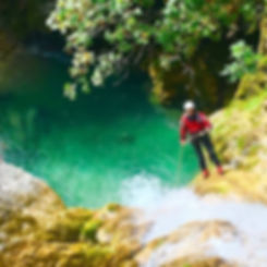 Canyon de val d'anguire. Avec Explore Aventure, var, draguignan, alpes maritimes