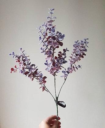 Purple Eucalyptus Spray