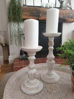 LARGE CHIC CANDLESTICK