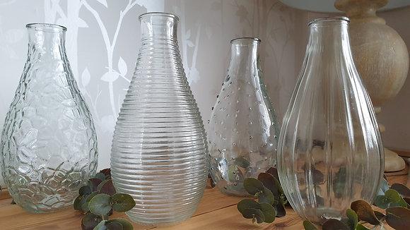 Bottle Vase (4 designs)