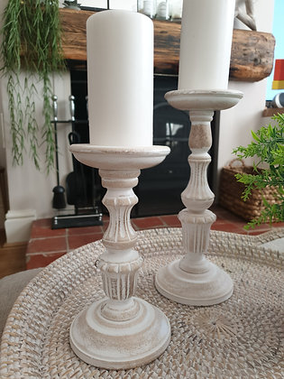 SMALL CHIC CANDLESTICK