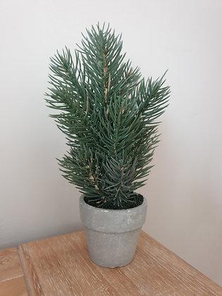 Faux Mini Tree (Pale)