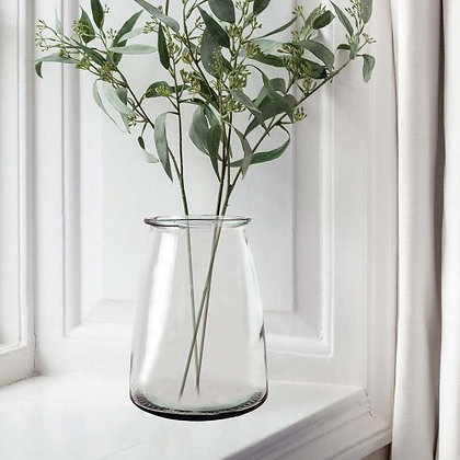 Recycled Glass Vase Aufabia