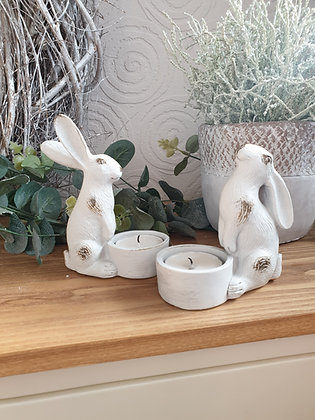 Set of Two Tlight Hares