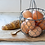 Thumbnail: Small Round Wired Egg Basket