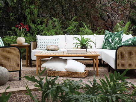 Great outdoor rooms coming right up!