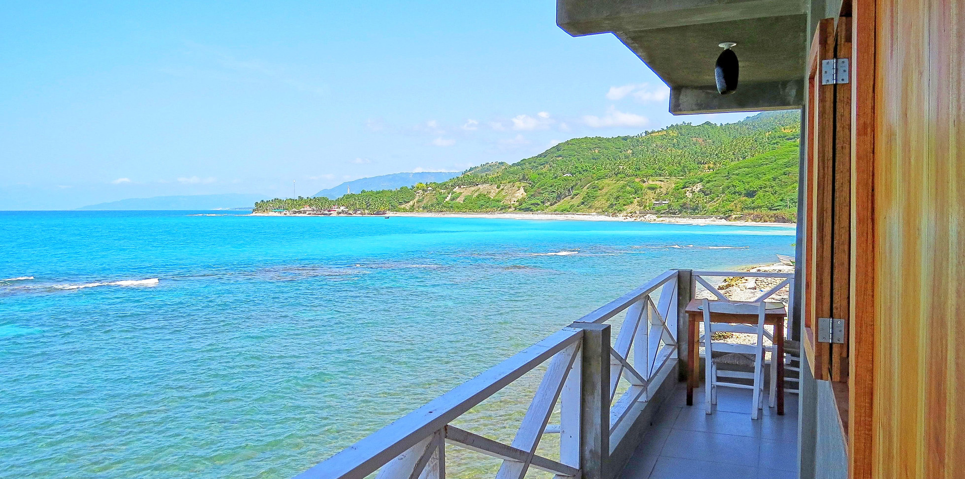 Your Private Ocean Balcony