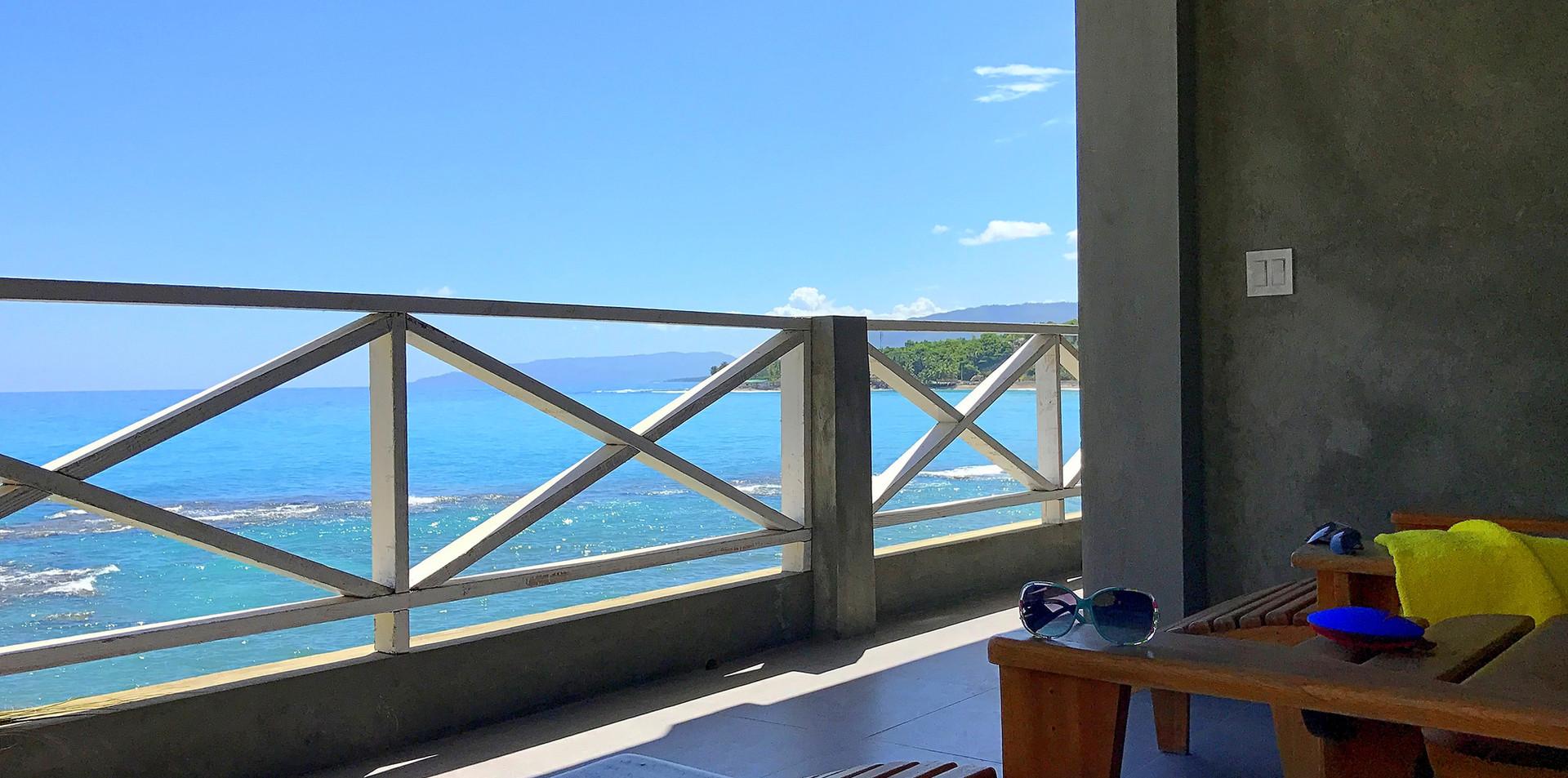 Your Private Studio Balcony